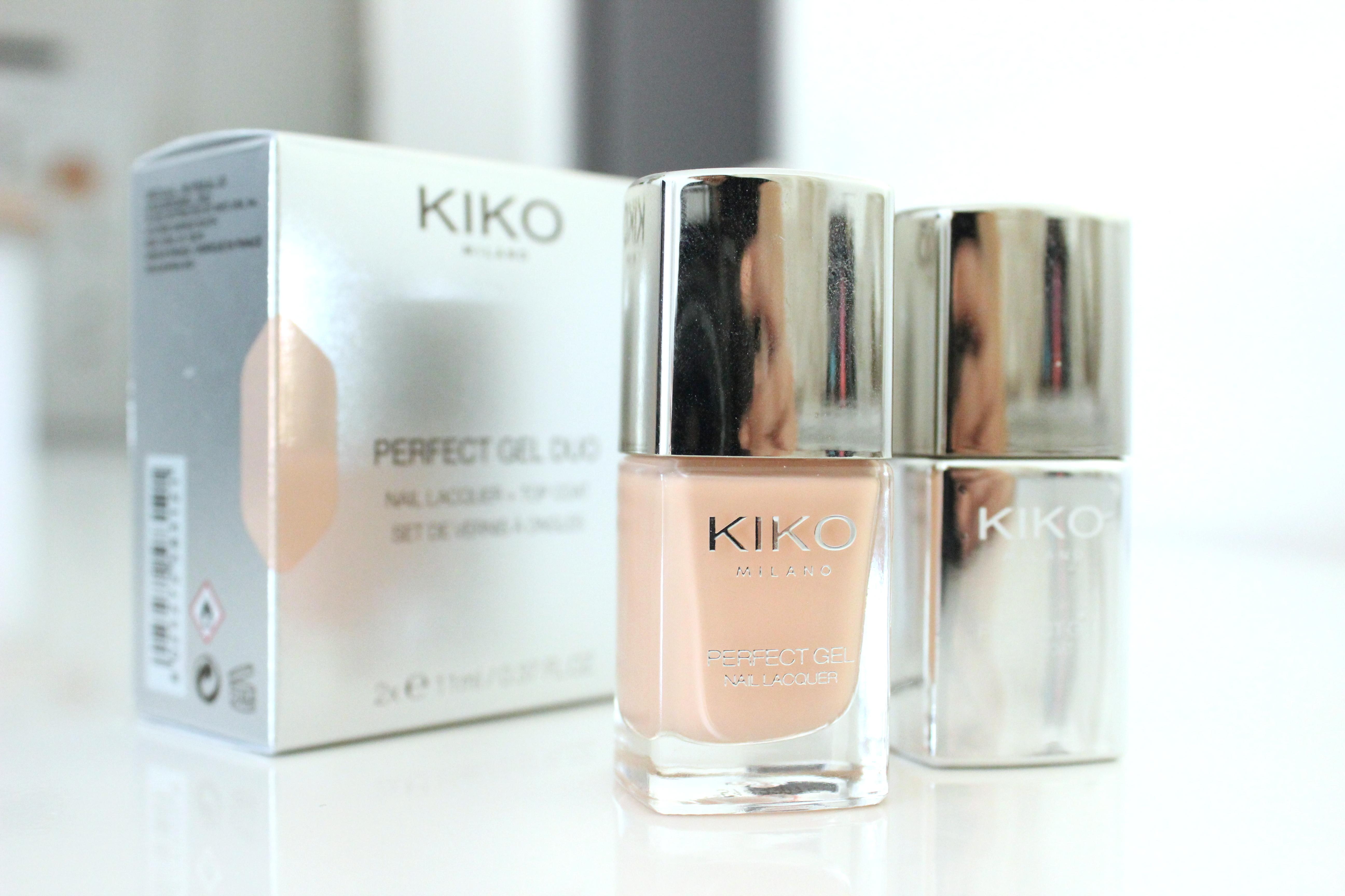KIKO Perfect Gel Duo, ou l\'art de « duper » Dior ? - Hello Cocoon